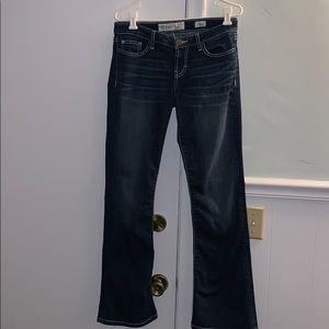 BKE Denim Stella Jeans 28 Long Tall